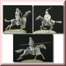 "Valdemar-Miniatures: VM097 ""Mounted Russian Nobles"" 1:72"