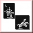 "Valdemar-Miniatures: VM078 ""Medieval Charge of Order Lake Peipus 1242"" 1:72"