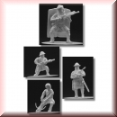 "Valdemar-Miniatures: VM065 ""Knights with Crossbow"" 1:72"