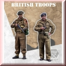 Scale75: SW72-010 BRITISH TROOPS 1/72