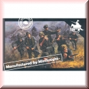 Caesar Miniatures HB07: WWII German Army Combat Team Two